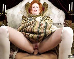 Cospay Art Porn - Red Queen (Explicit Artistic Sex)