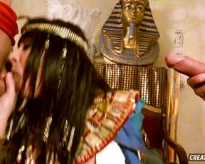 Art Sex Clip - Egyptian Gang Bang (Creative Sex Film)