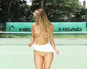 Funny Erotic Edit - Girl & Tenis