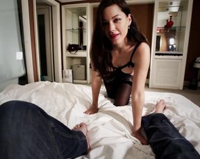 Nude Art - POV Striptease Video
