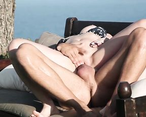 Soft Porn Video - Sunny Sex by the Sea