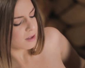 Softcore Porn Video - Christmas Massage and Anal Sex