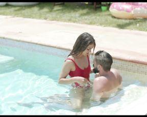 Carolina Abril porn - Ibiza Splash Crush - XConfessions 5 (2015)