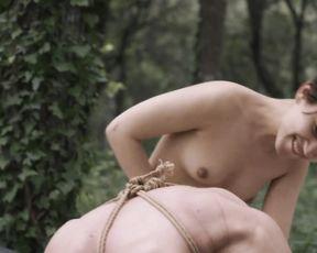 Eris Sex - Tie me up a shibari Documentary - XConfessions 11 (2017)