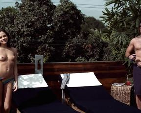 Emily Meade in Burning Palms