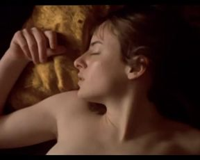 Sexy Pascale Bussières Topless - When Night Is Falling (1995)