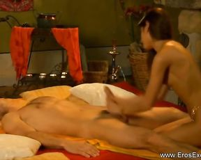 Erotic Sensuality And A Serious Oral Job From india