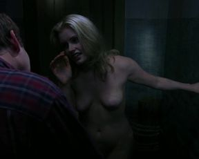 Brianna Brown nude – The Evil Within (2017)