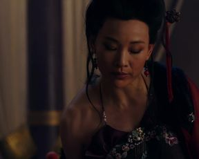 Actress Olivia Cheng nude, Leifennie Ang nude – Marco Polo s01e06 (2014) Nudity and Sex in TV Show