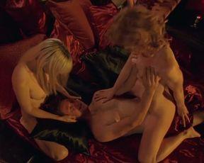 Celebs sex scene Alison Whyte, Bojana Novakovic Nude - Satisfaction - s01e06 (2007)