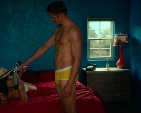 Tessa Thompson sexy, Stephanie Sigman nude – War on Everyone (2016)