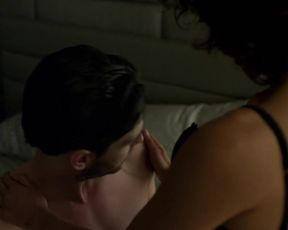 Actress Amber Rose Revah Sexy - The Punisher s01e08 (2017) Nudity and Sex in TV Show