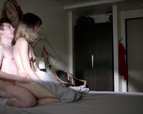TV show scene Nichole Bloom nude, Shanola Hampton nude – Shameless s05e08 (2015)