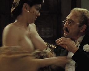Laura Harring nude – Love in the Time of Cholera (2007)