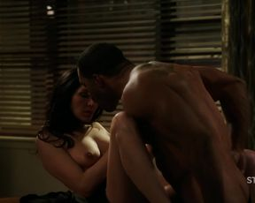 Celebs sex scene Lela Loren nude – Power s03e06 (2016)