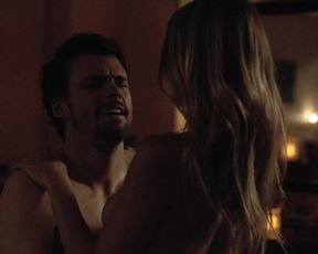 Actress Eliza Coupe nude – Casual s01e06 (2015) Nudity and Sex in TV Show