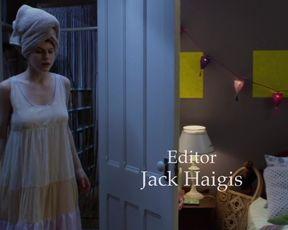 Actress Alexandra Daddario sexy – The Attic (2007)