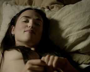 Katie McGrath nude – Labyrinth (2012)