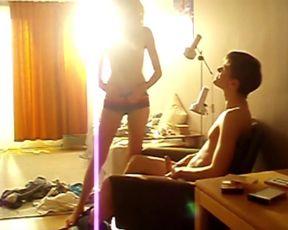 Explicit sex scene Victoria Carmen Sonne nude - Melon Rainbow (2015) Adult video from the movie