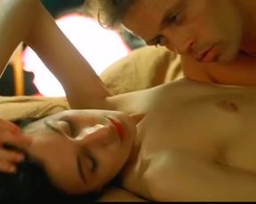 Explicit sex scene Caroline Ducey - Romance X (1999) Adult video from the movie