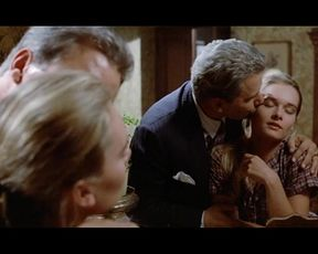 Hot actress Florence Guerin & Trine Michelsen - LA BONNE (1986)