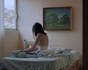 Simone Bucio Nude - La region salvaje (2016)