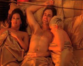 Hot scene Peta Sergeant, Tanya Burne Nude - Satisfaction AU s02e07 (2009)