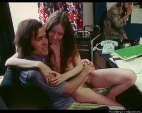 Explicit sex scene Milena Dravic, Nancy Godfrey, Jagoda Kaloper - Mysteries of the Organism Adult video from the movie