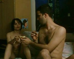 Explicit sex scene Dorina Chiriac - Niki and Flo (2003) Adult video from the movie
