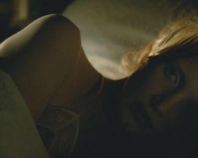 Sexy Jessica Chastain, Mia Wasikowska - Lawless (2012)