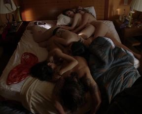 Actress Christina Ochoa -Animal Kingdom - s02e11 (2017) TV Show Sex Scenes