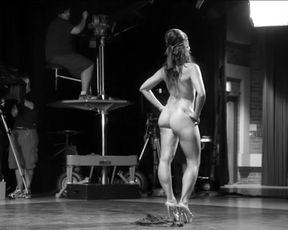 Hot celebs video Maia Thomas & Katherine Hicks Nude - Black & White & Sex (2012)