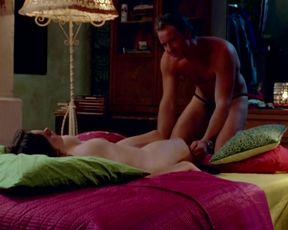 Explicit sex scene Anna Raadsveld - Lelle Belle (2010) Adult video from the movie