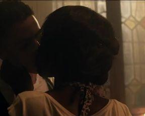 Hot scene Martha Canga Antonio Nude - Black (BE 2015)