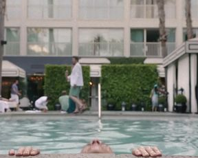 TV show scene Amanda Peet nude - Togetherness S01 BR (2015)