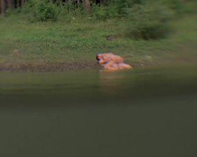 Roxanne Pallett nude - Lake Placid 3 (2010)