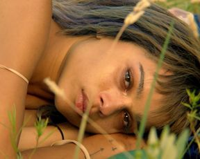 Actress Zoe Kravitz - The Road Within (2014)
