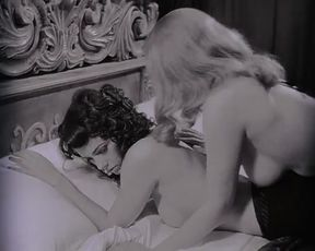 Hot scene Mia Kirshner, Jemima Rooper Nude - The Black Dahlia (2006)