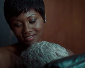 Hot celebs video Emayatzy Corinealdi, Elizabeth McLaughlin nude - Hand of God (2004)