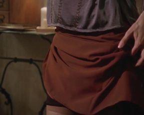 Hot scene Daniela Virgilio, Nathalie Rapti Gomez Nude - I Segreti Di Borgo Larici (2014)