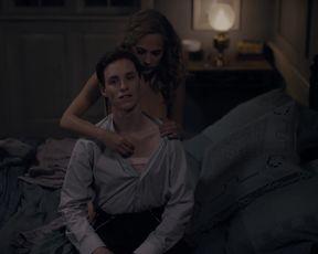 Alicia Vikander, Sonya Cullingford nude - The Danish Girl (2015)