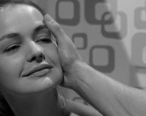 Explicit sex scene Luise Heyer & Petra Herrlein & Sascia Haj - HARTE (2015) Adult video from the movie