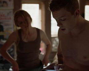 Naked scene Levy Tran, Alexanne Wagner, Emmy Rossum Nude - Shameless s08e04 (2018) TV show nudity video