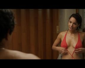 Hot actress Vanessa Mateo nude – Mexicos Most Wanted (2013)