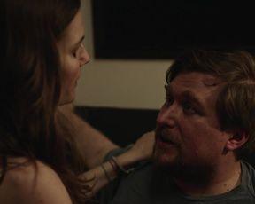 TV show scene Lindsay Burdge Nude - Easy s02e02 (2017)