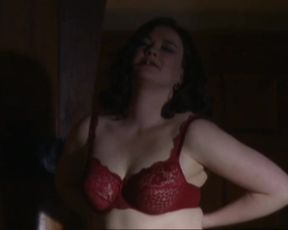 TV show scene Minna Koskela Nude - Raid s01e08 (2000)