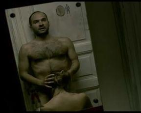 Explicit sex scene Tunde Muranyi, Eva Kovacs - Gyengebb napok Adult video from the movie