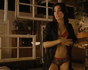 Hot actress Carly Pope Nude - Young People Fucking (2007)