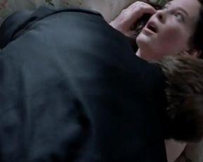 Hot scene Maria Bonnevie Nude - I Am Dina (2002)