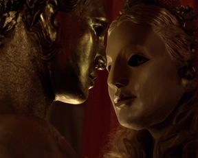 Naked scene Viva Bianca - Spartacus Blood and Sand s01e09 (2010) TV show nudity video